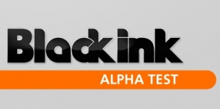Launch of private alpha test of Black Ink