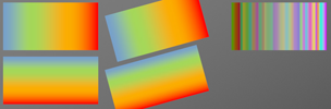 Linear Gradient Test